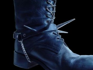 Large Screw Cone Boot Straps